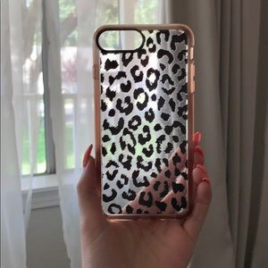 iPhone 8+ Casetify Cheetah Print Case